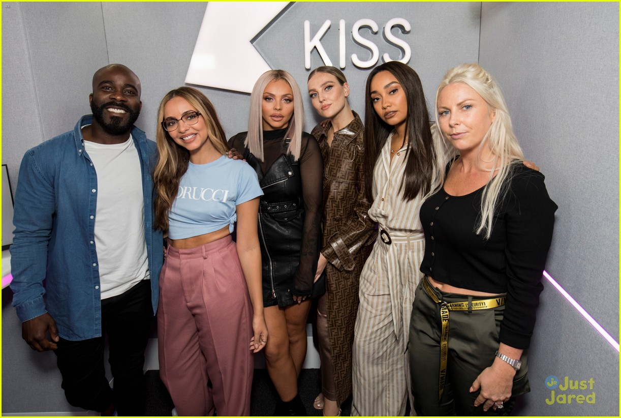 little mix woman like me promo kiss fm 06