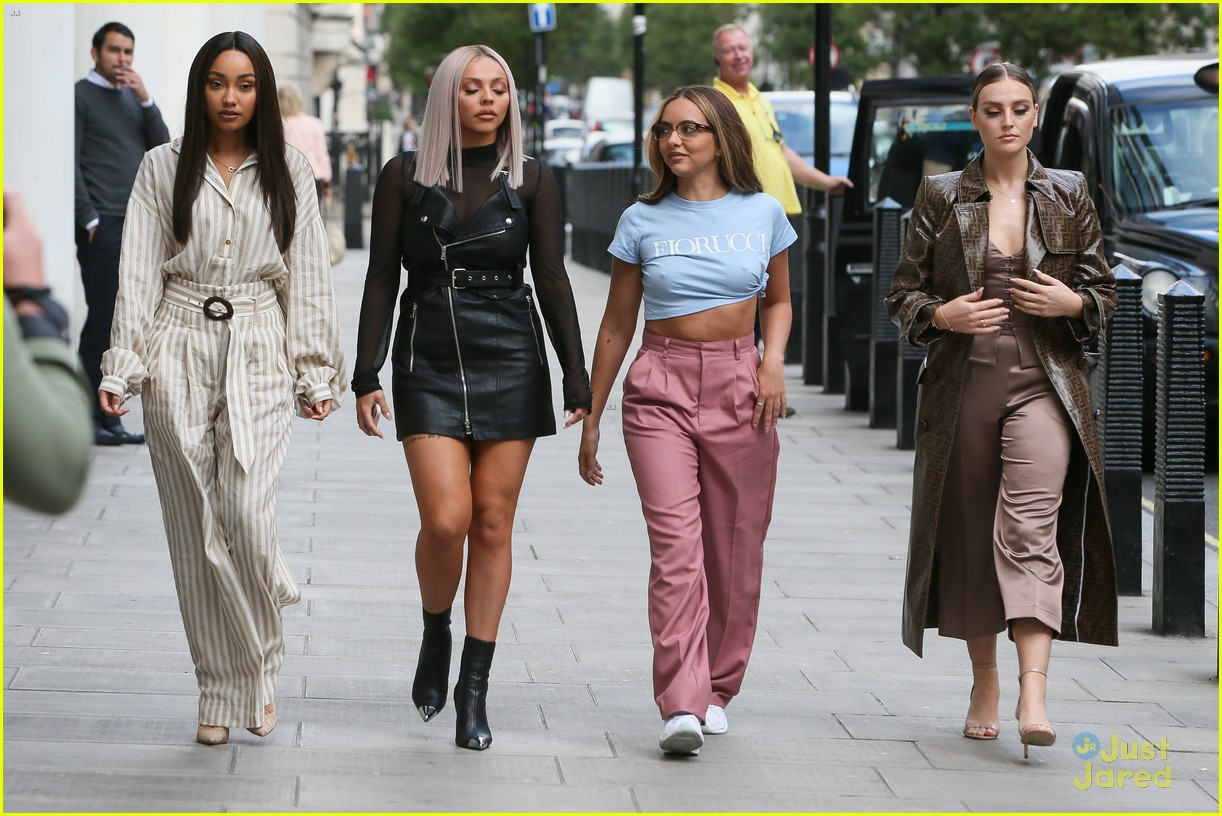 little mix woman like me promo kiss fm 13