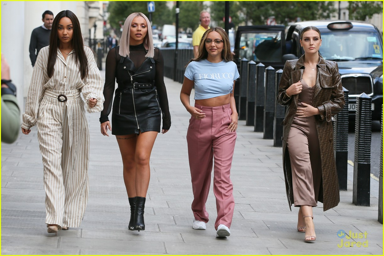 little mix woman like me promo kiss fm 14