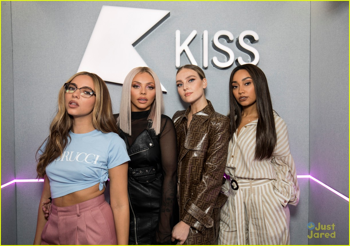 little mix woman like me promo kiss fm 20