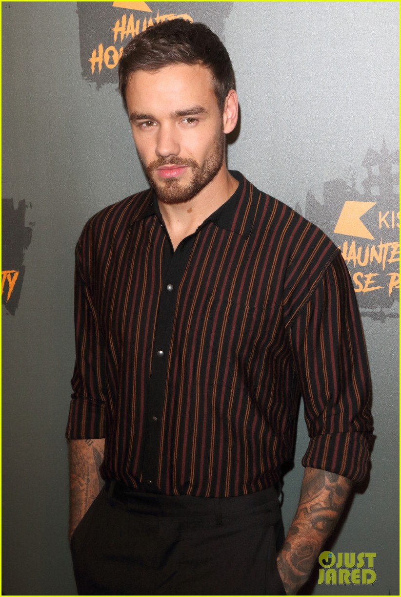 liam payne halloween weekend 2018 10