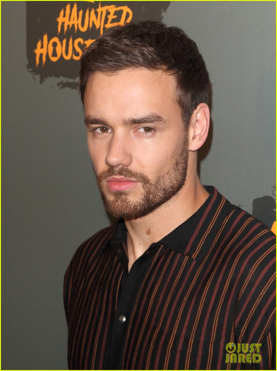 liam payne halloween weekend 2018 12