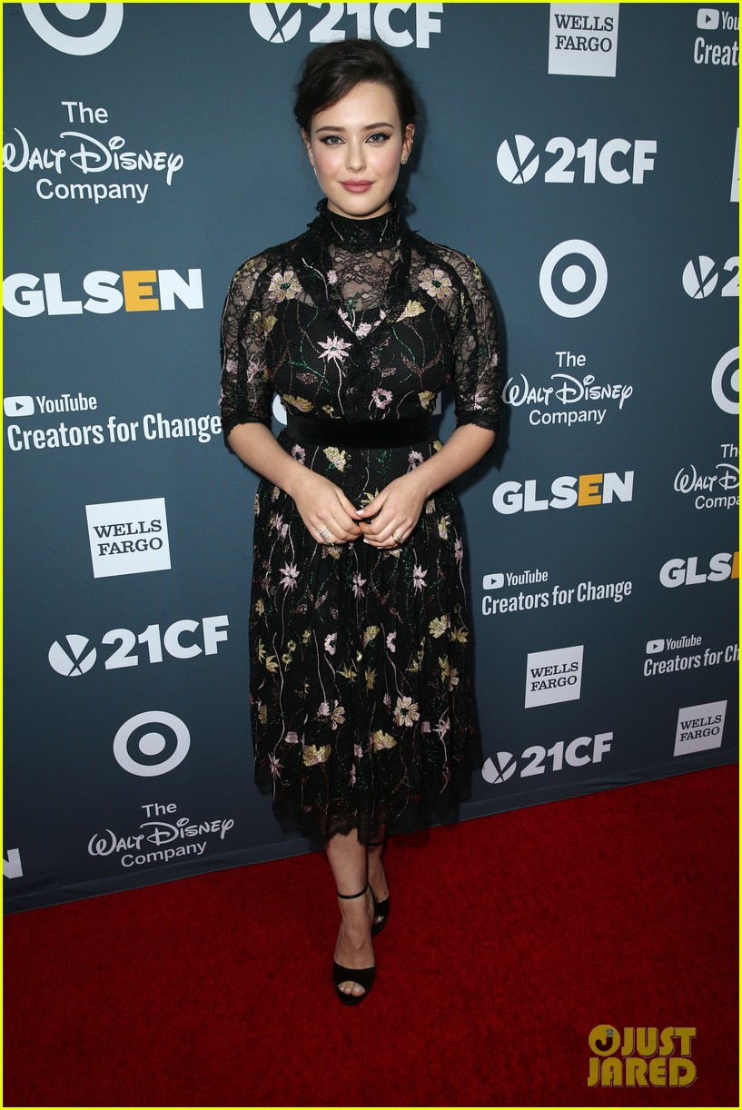 nick robinson katherine langford glsen respect awards 01