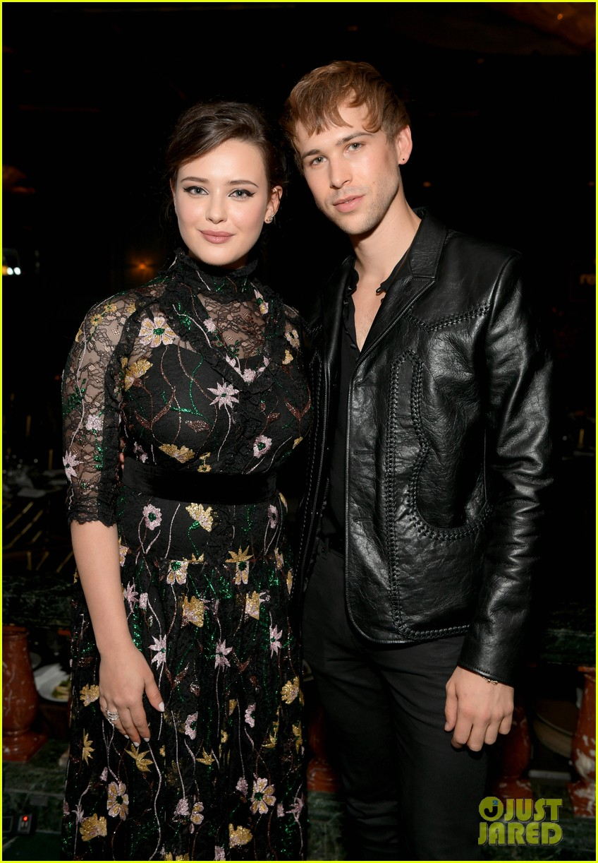 nick robinson katherine langford glsen respect awards 14