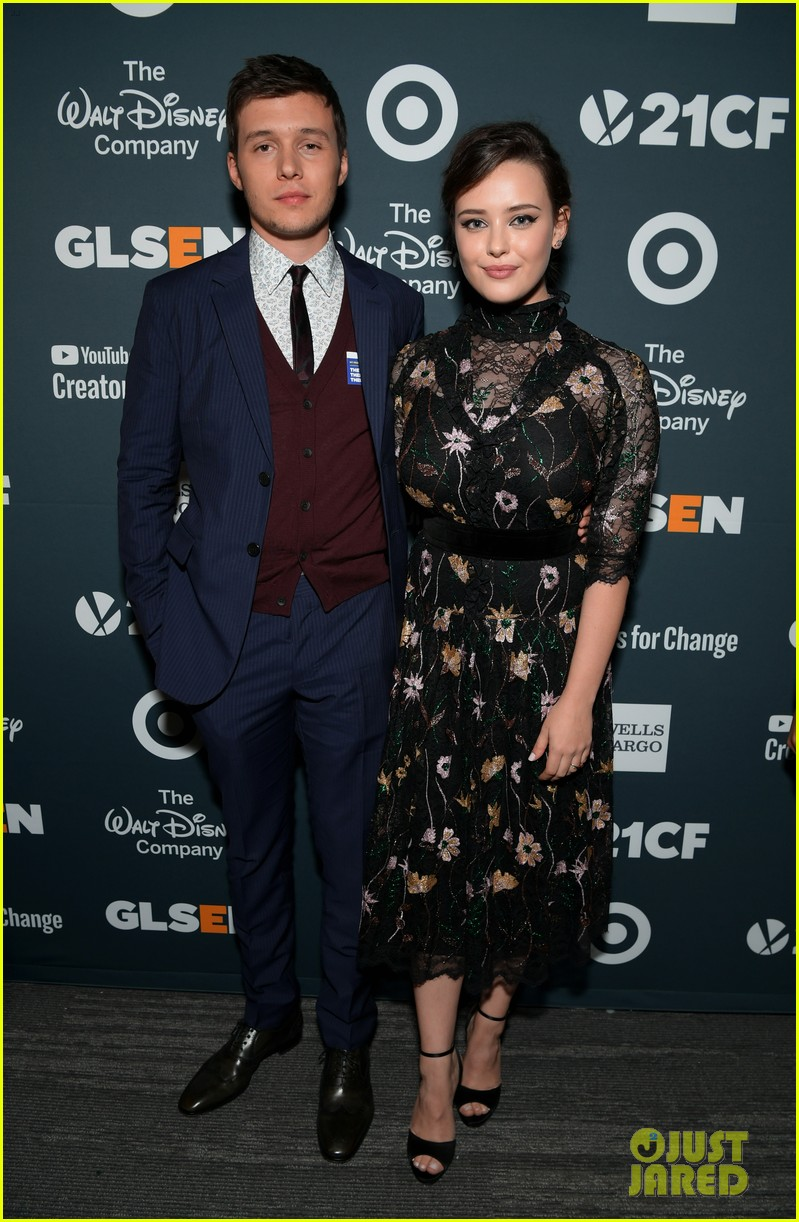 nick robinson katherine langford glsen respect awards 16