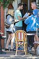 vanessa hudgens ashley tisdale aroma lunch date 04