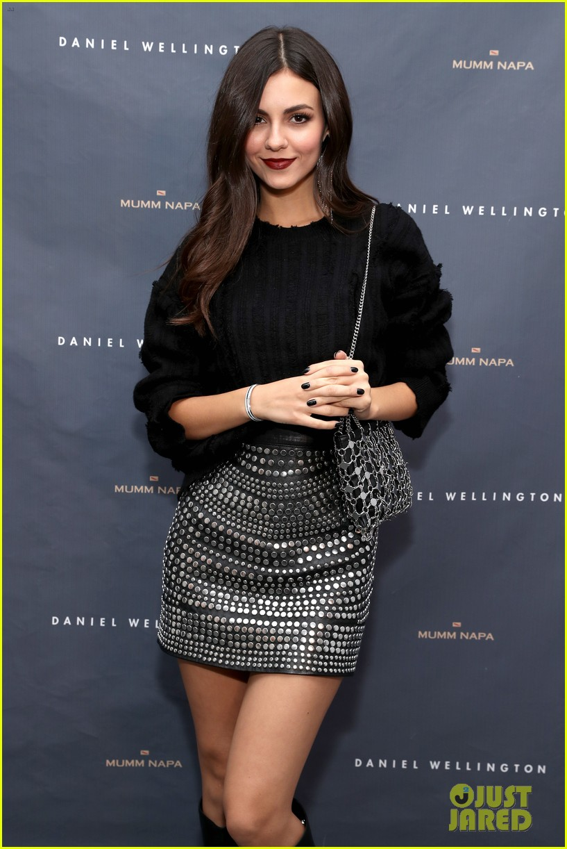 victoria justice madison grace taylor hill napa event 34