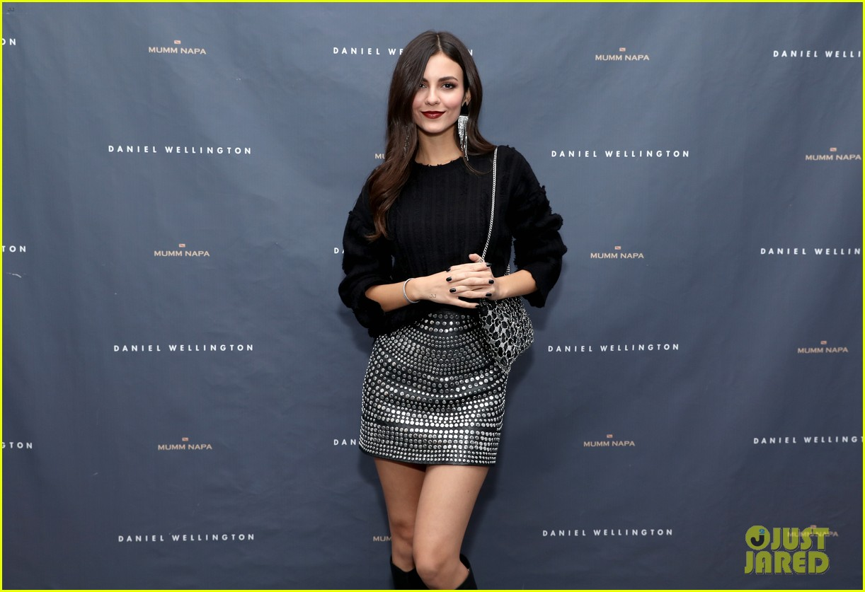 victoria justice madison grace taylor hill napa event 37