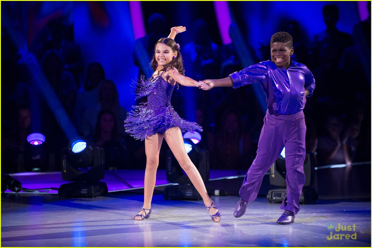 ariana greenblatt thanks dwtsjrs 01