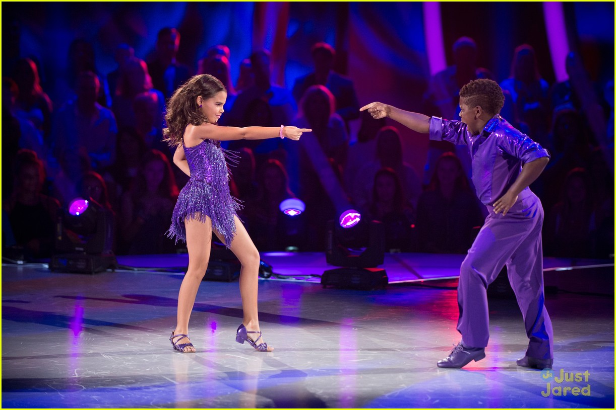ariana greenblatt thanks dwtsjrs 07