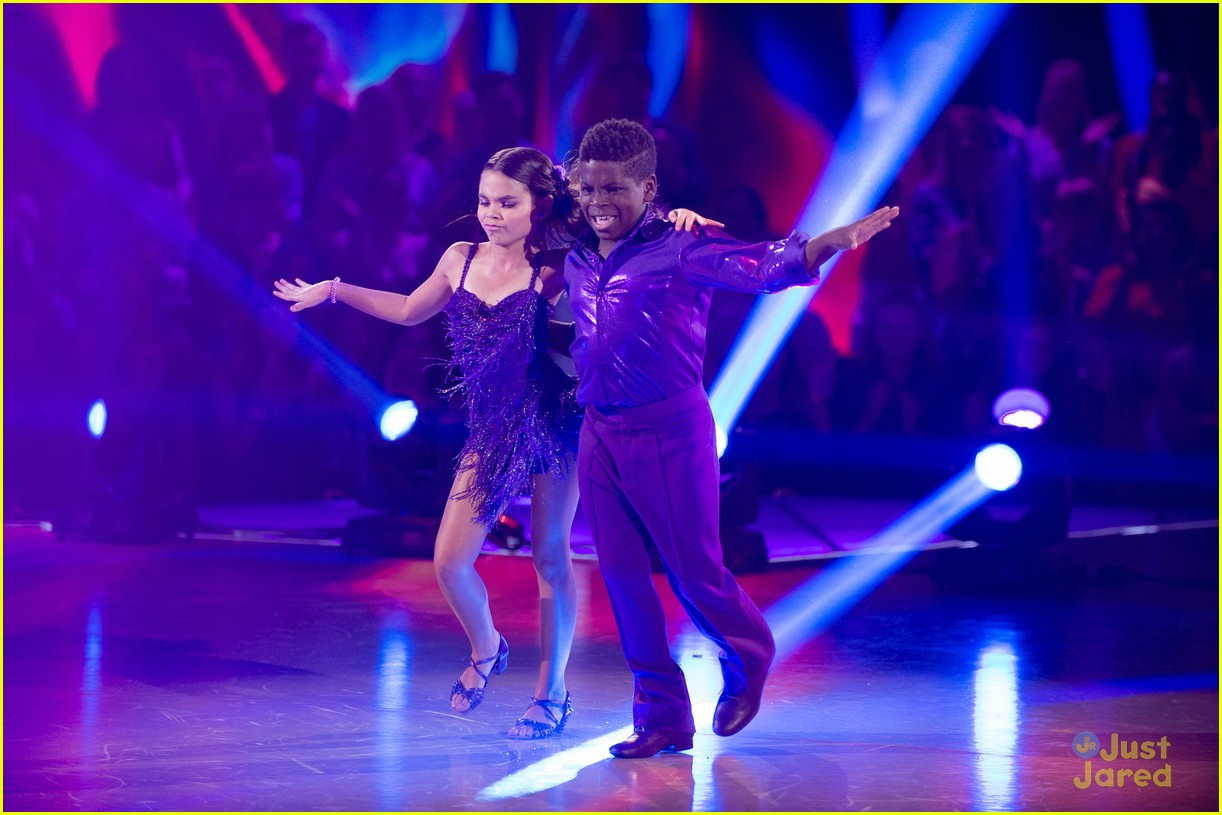 ariana greenblatt thanks dwtsjrs 08
