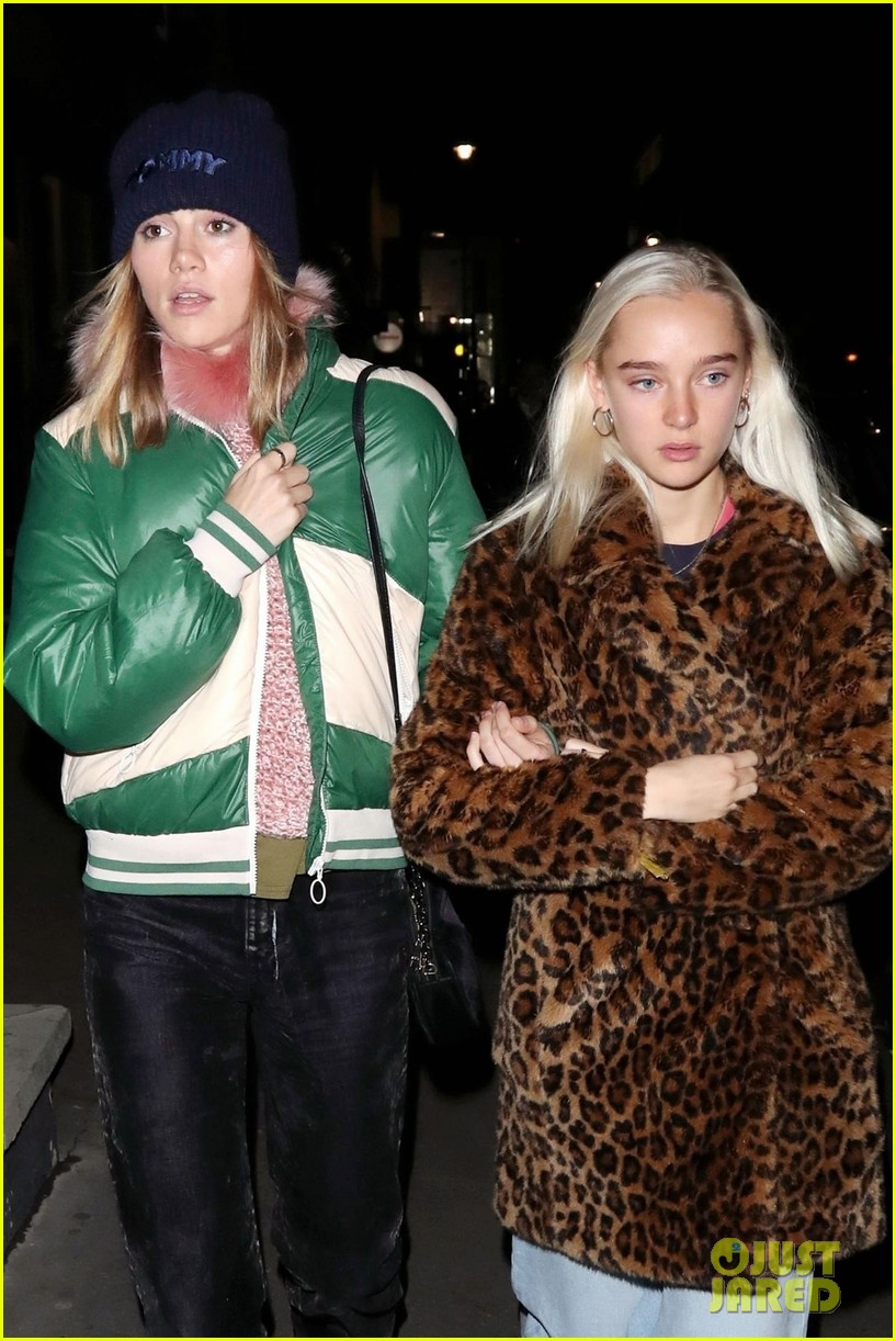 ashley benson cara delevingne thanksgiving in london 04