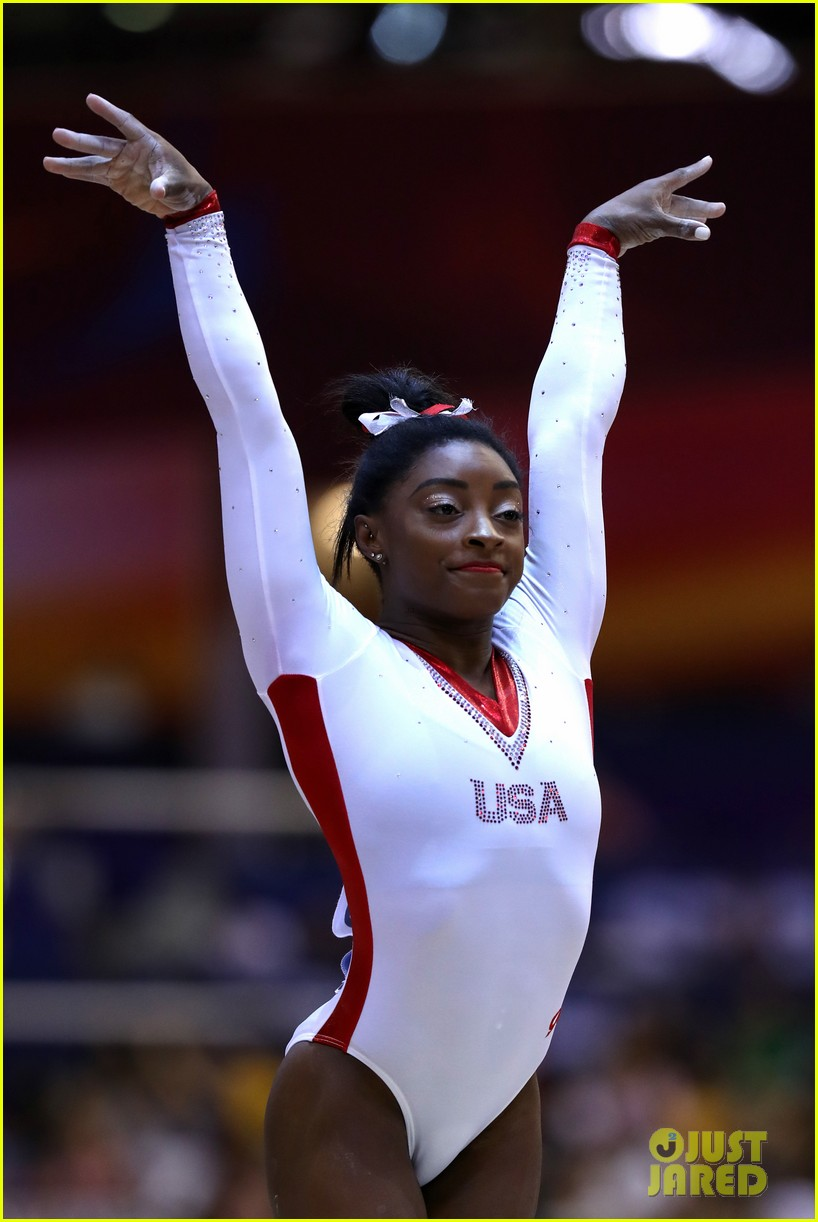 simone biles becomes first american to win medals in every event at worlds 05