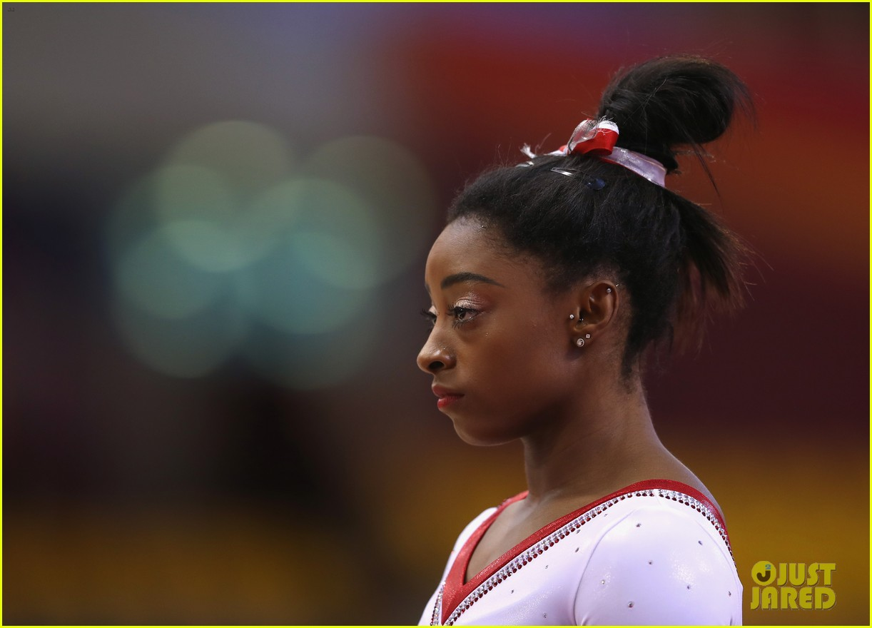 simone biles becomes first american to win medals in every event at worlds 07