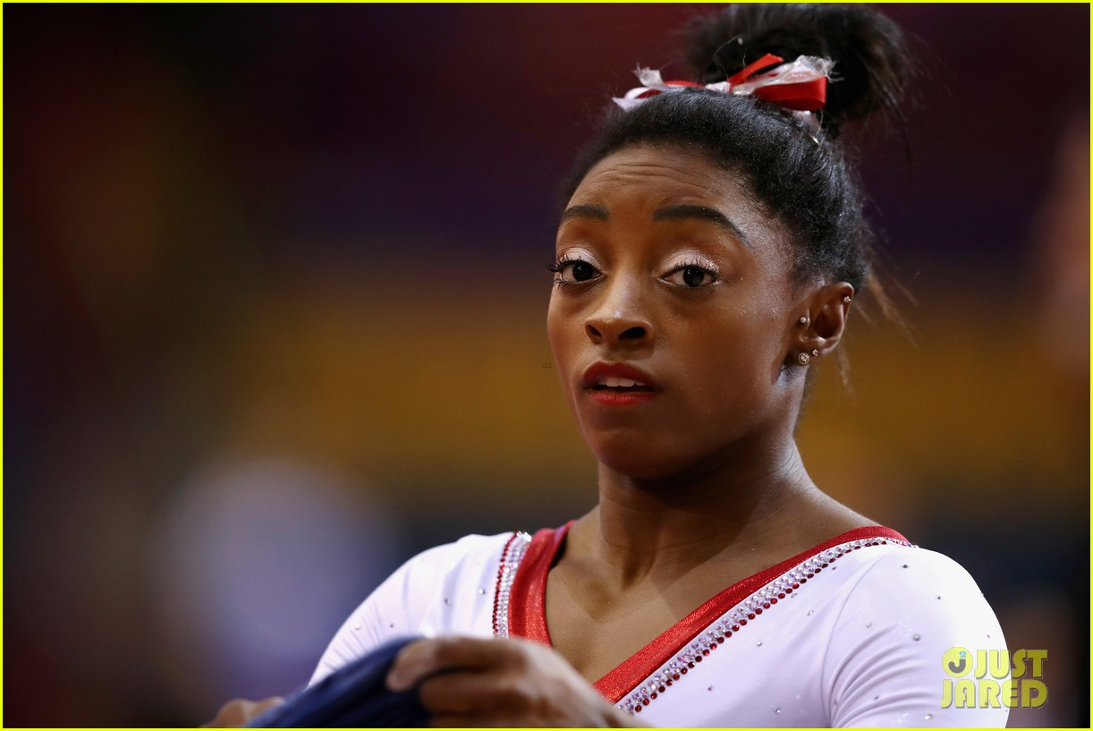 simone biles becomes first american to win medals in every event at worlds 08
