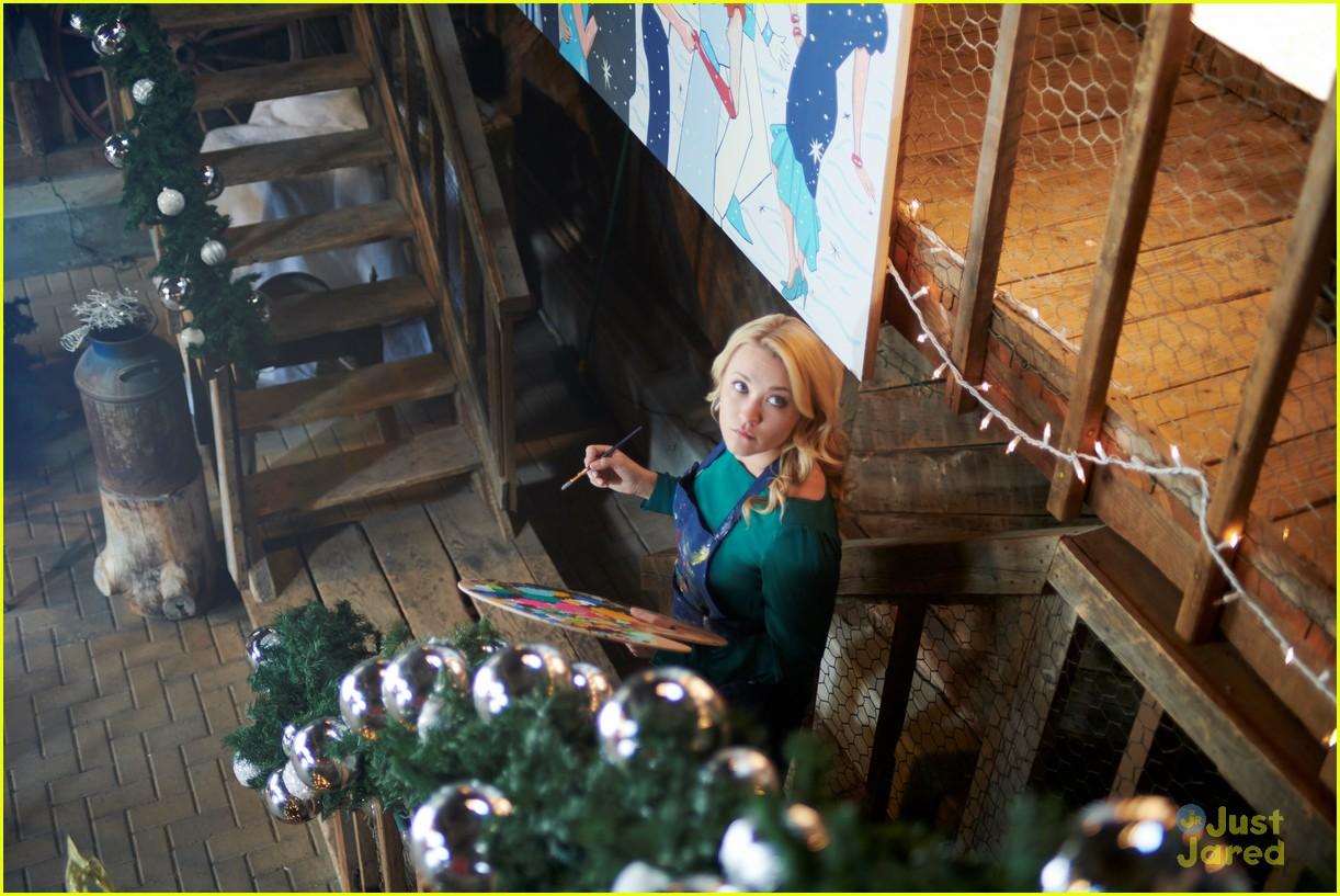 emily osment original song christmas wonderland movie 12