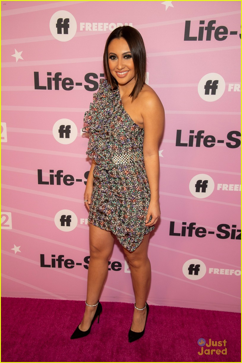 francia raisa life size 2 grownish support 29