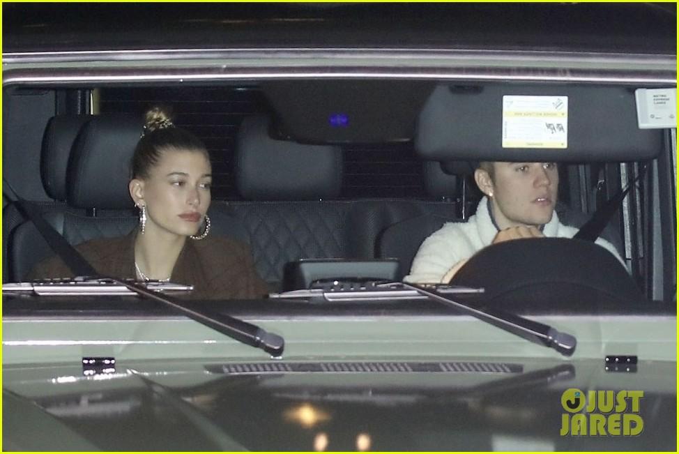 Justin & Hailey Bieber Head to an Evening Church Service Together | hailey justin bieber church november 2018l 05 - Photo