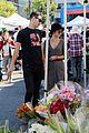 sarah hyland wells adams farmers market 13