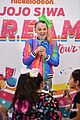 jojo siwa dream tour announcement event pics 04