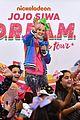 jojo siwa dream tour announcement event pics 13