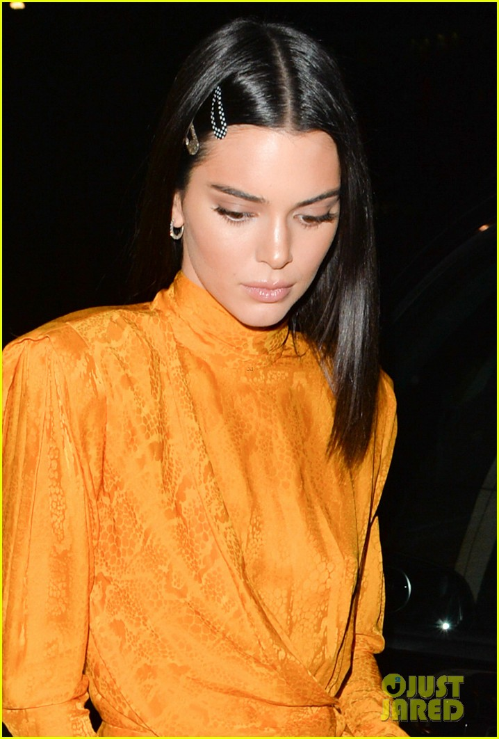 kendall jenner celebrates chaos  sixtynine cover in london 06