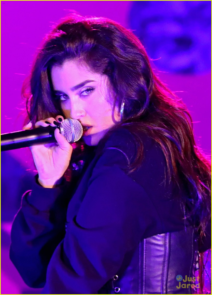 lauren jauregui election results mtv vote concert 04