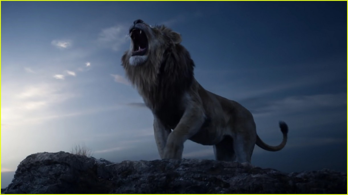 u0026 39 the lion king u0026 39  comes to life in teaser trailer for 2019