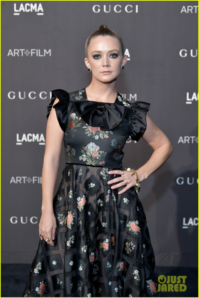 billie lourd paris jackson dazzle at lacma gala 09