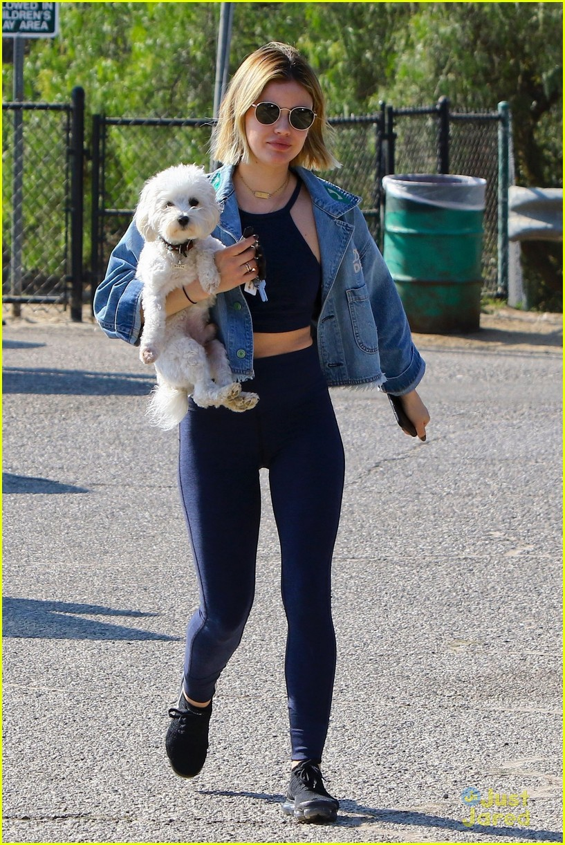 lucy hale elvis dog park carly pearce career 02