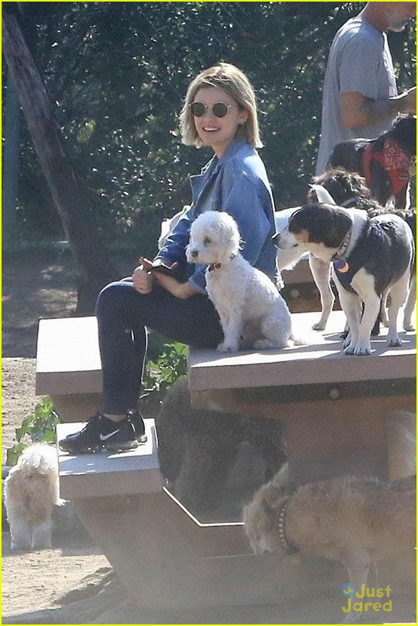 lucy hale elvis dog park carly pearce career 05