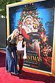 meg donnelly ariana greenblatt more christmas chronicles premiere 01