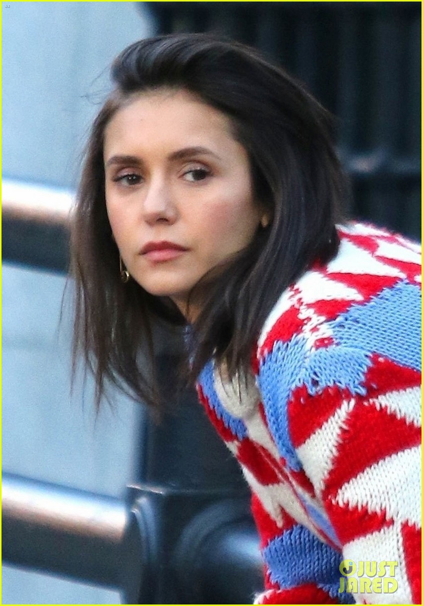 nina dobrev gets in the festive spirit for new photoshoot 04