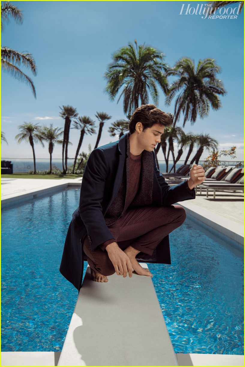 noah centineo hollywood reporter cover 02