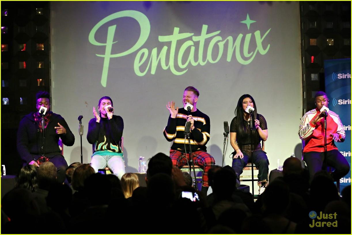 pentatonix sirius concert week events 04
