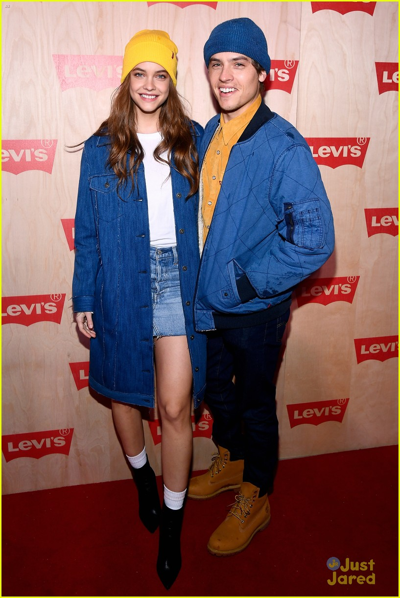 barbara palvin dylan sprouse stylish couple moments 04