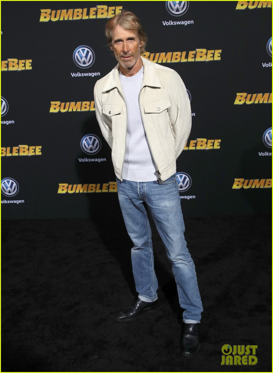hailee steinfeld john cena attend hollywood premiere of bumblebee 05