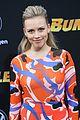 hailee steinfeld john cena attend hollywood premiere of bumblebee 08