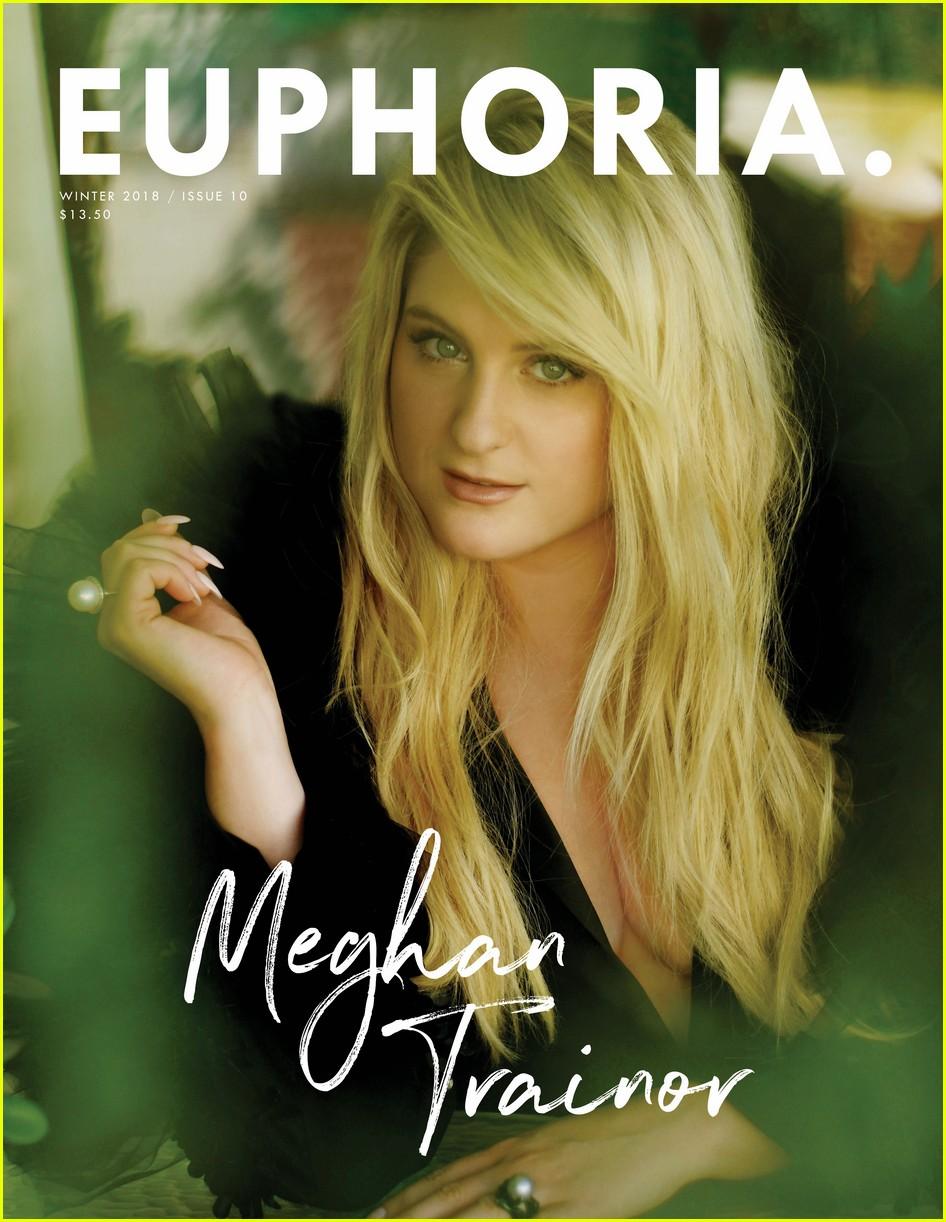 meghan trainor euphoria magazine 03