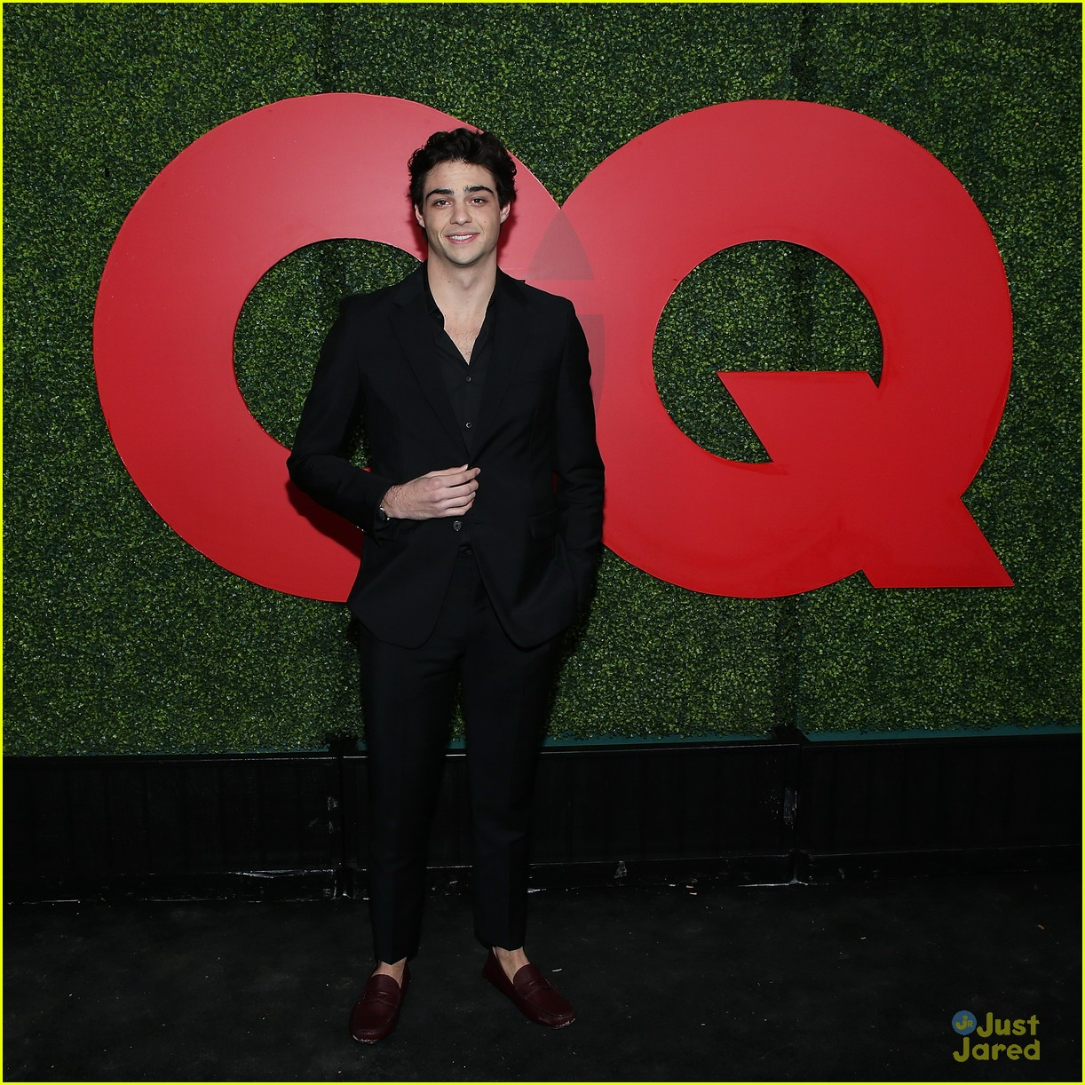 jacob elordi noah centineo more gq moty party 03