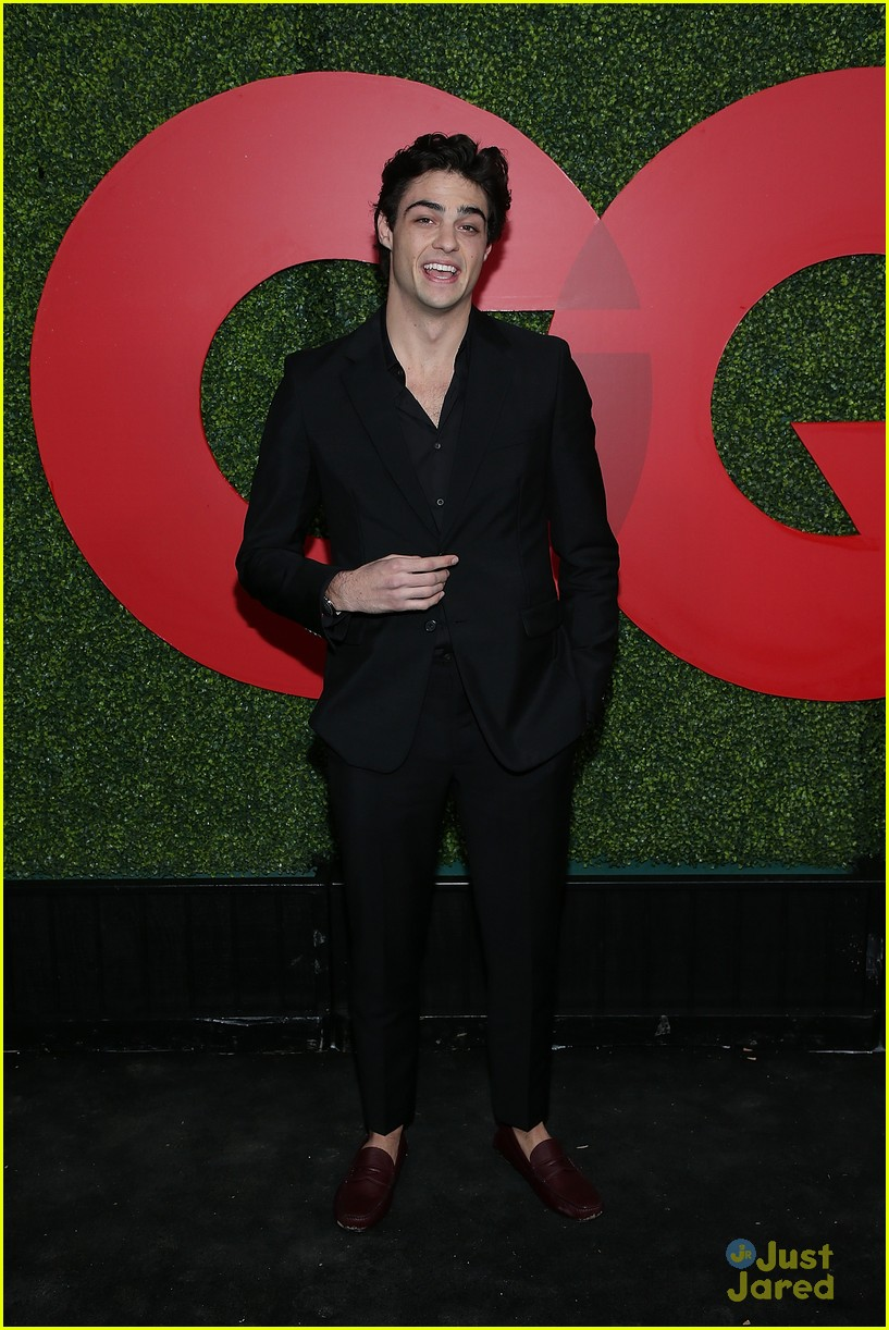 jacob elordi noah centineo more gq moty party 10