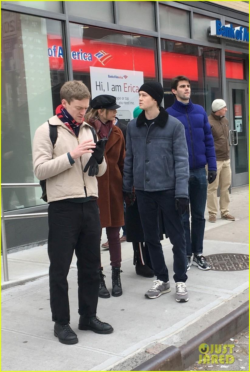 Taylor Swift Holds Hands With Boyfriend Joe Alwyn In New York City Photo 1207587 Joe Alwyn Taylor Swift Pictures Just Jared Jr
