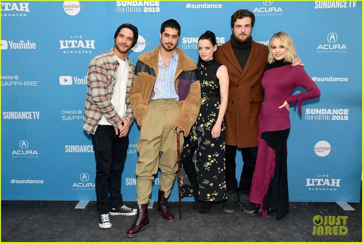 Avan Jogia Joins His Now Apocalypse Co-Stars at Sundance