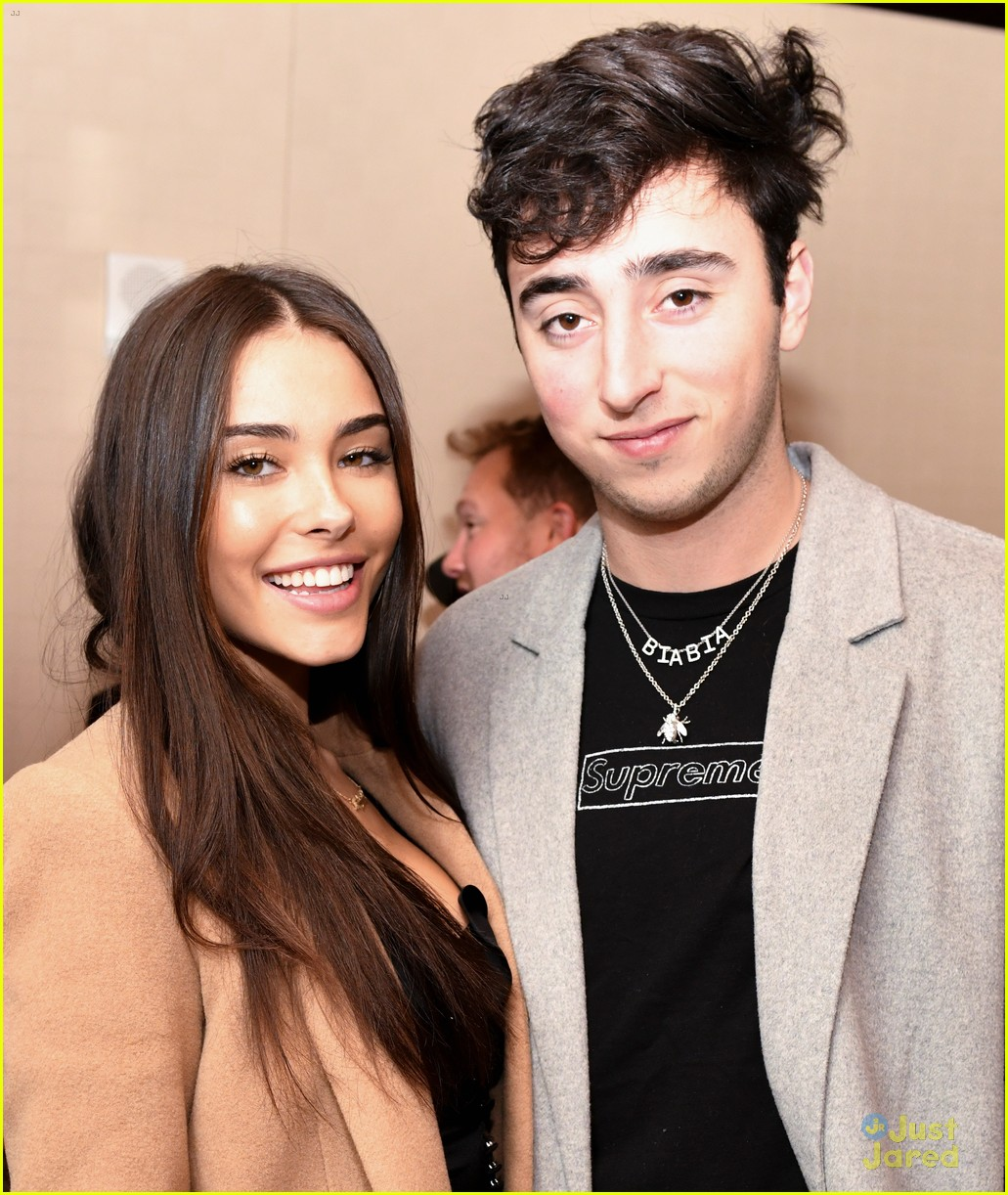 madison beer party zack bia mark ballas 02