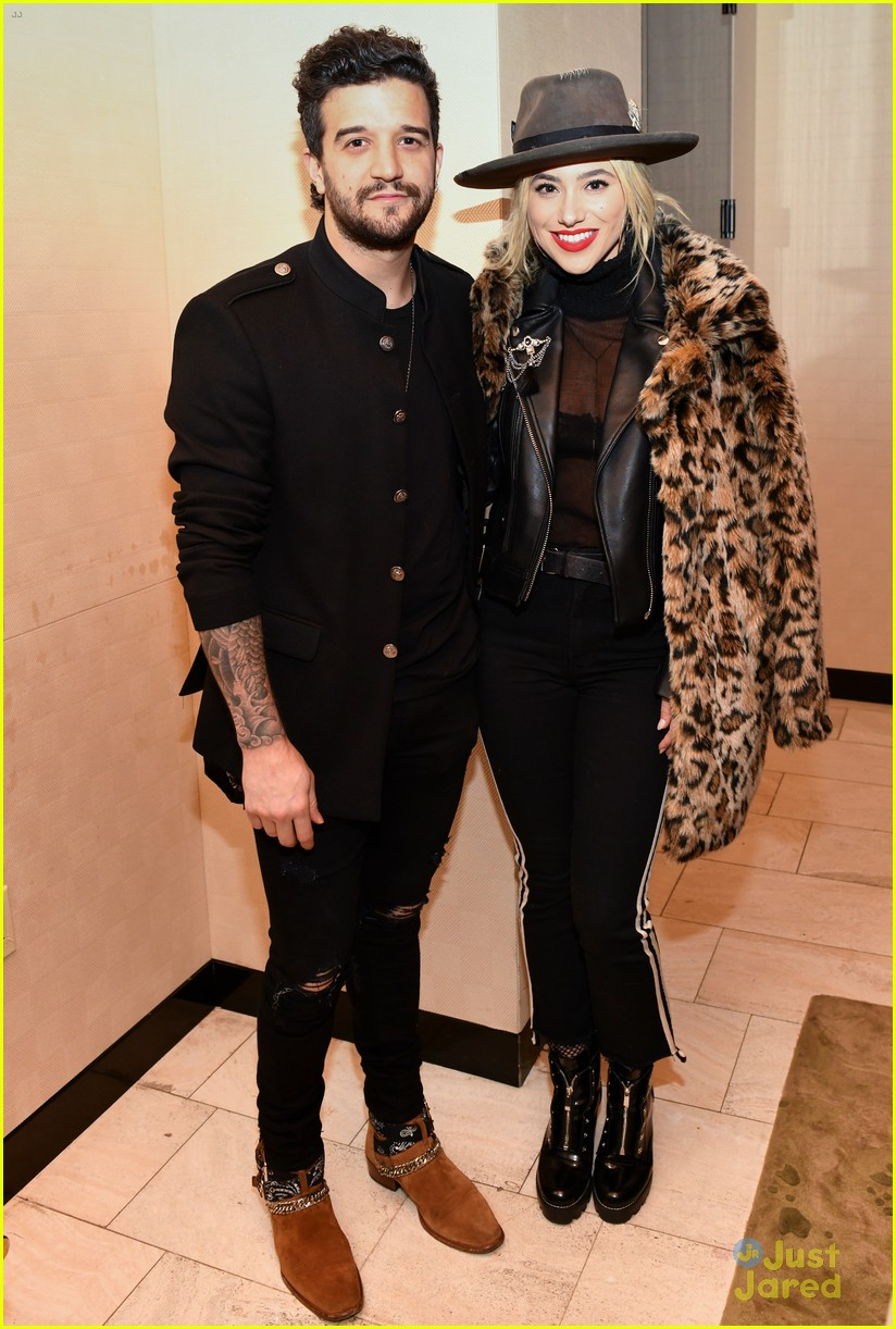 madison beer party zack bia mark ballas 03