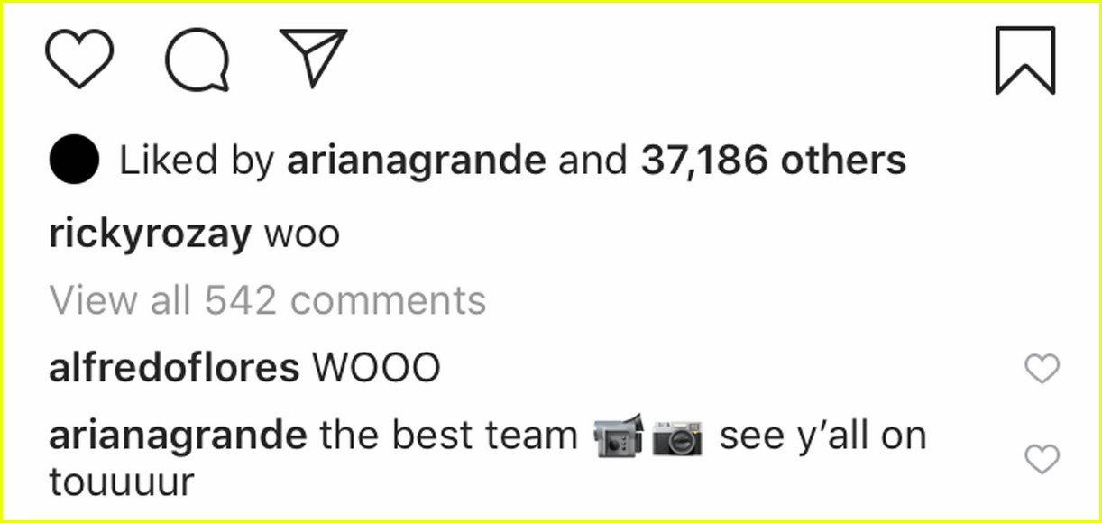is ariana grandes ex ricky alvarez joining her on tour 01