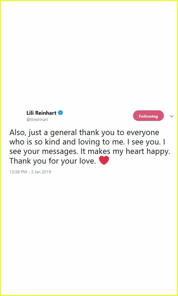 lili reinhart returns to twitter 06