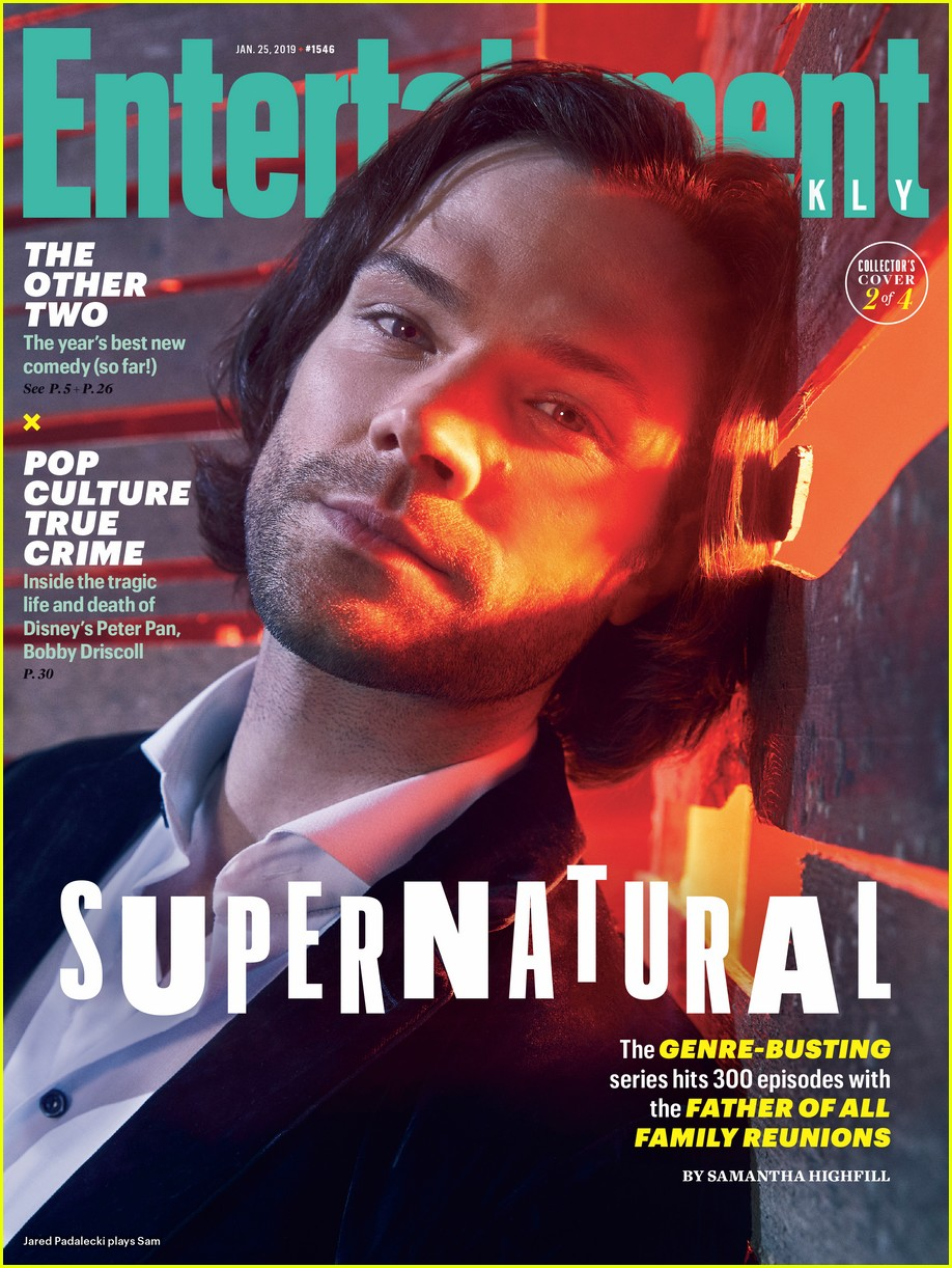 supernatural entertainment weekly january 2019 02