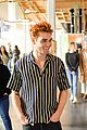 kj apa aspca volunteer with bumble winner 17