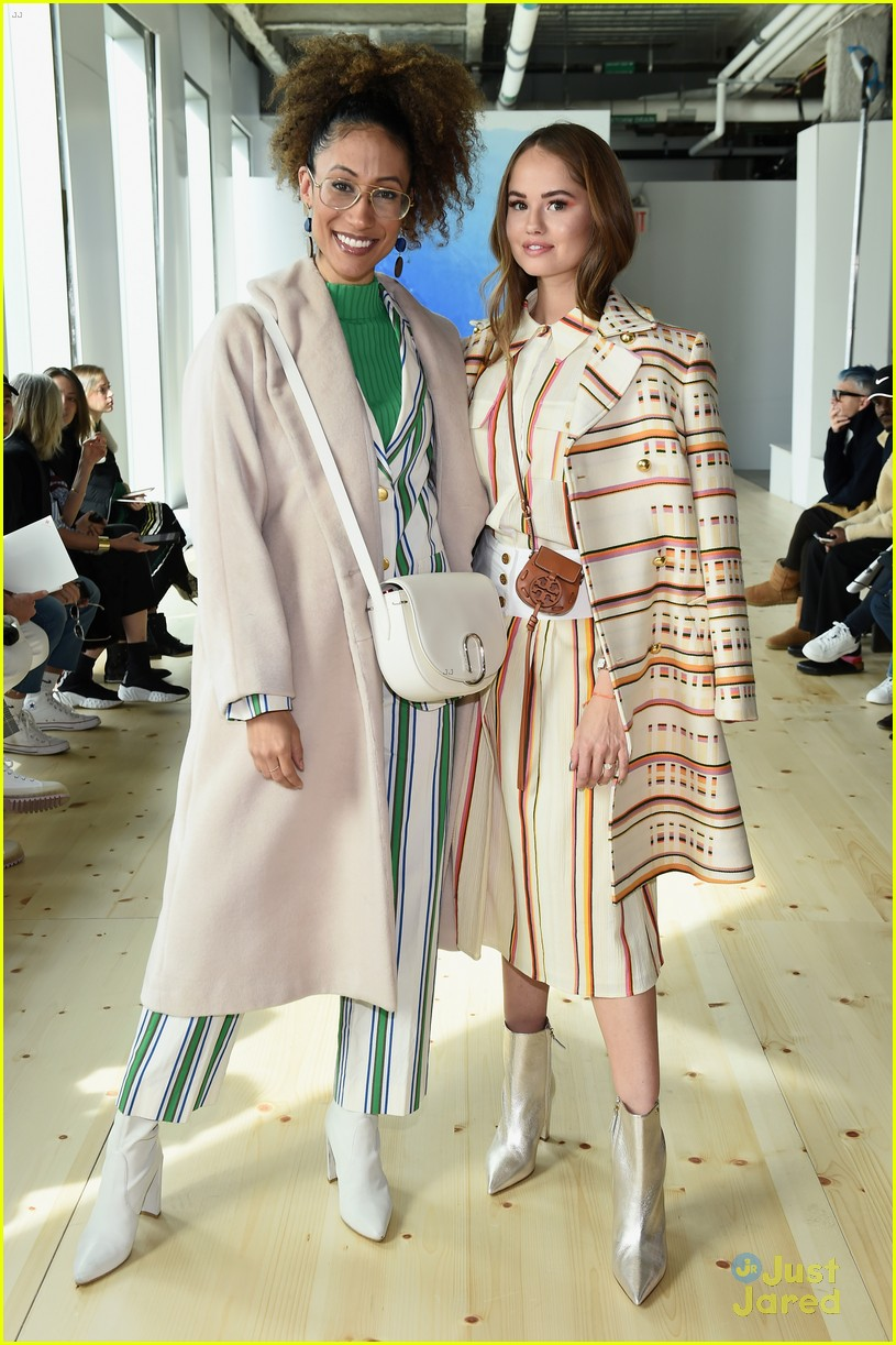 debby ryan tory burch chloe chevel more insatiable talk 27